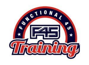 F45 Training Logo