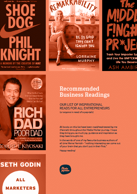 Recommended Business Readings