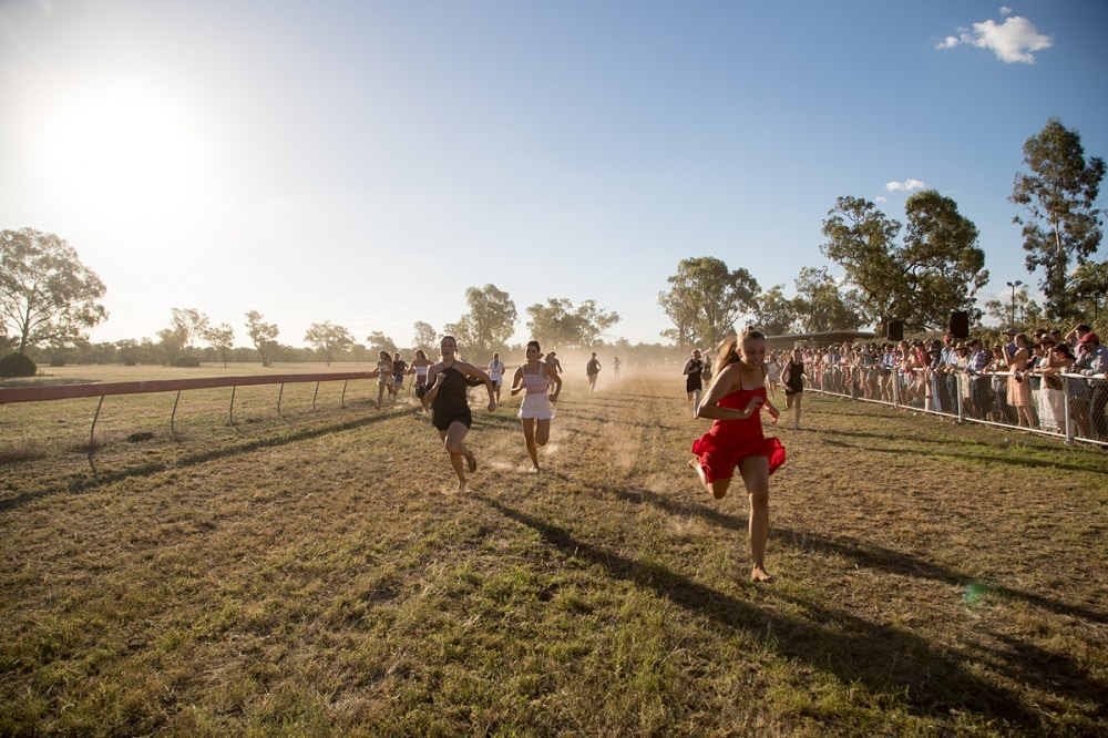 Flinton Races Western Downs | Storyselling: why stories drive sales | Image by Krista Eppelstun