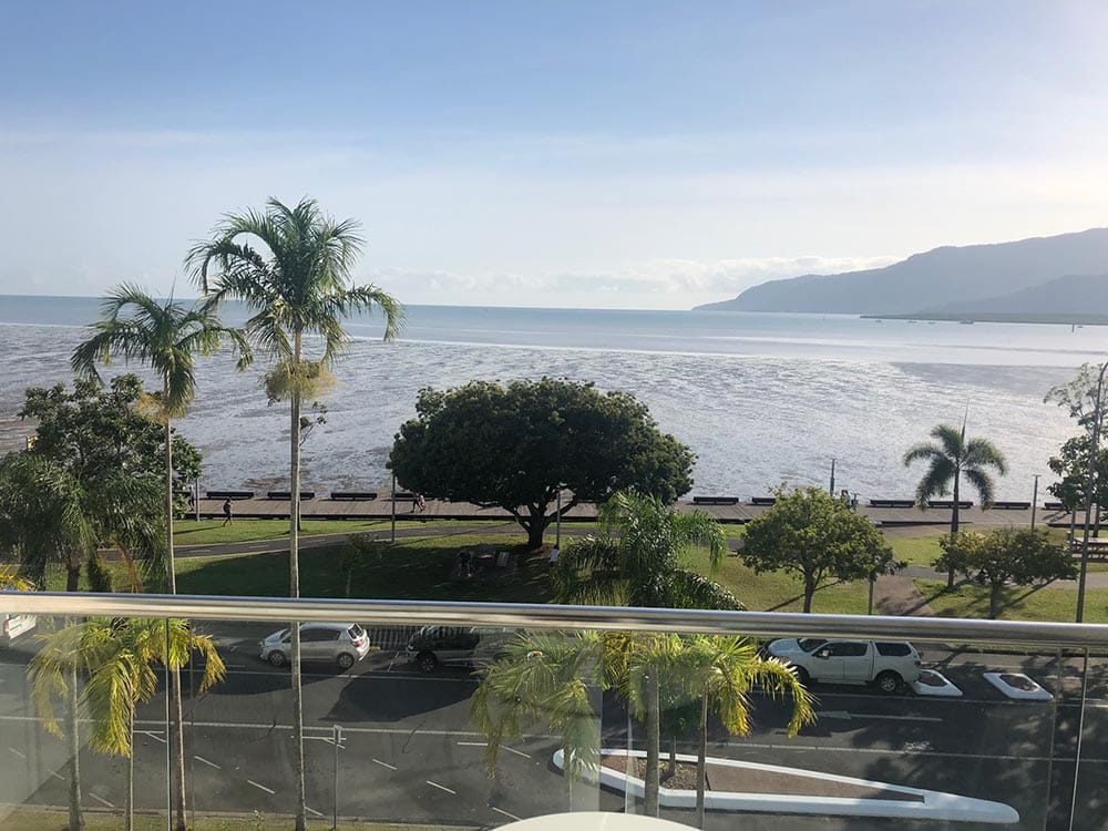 The view overlooking the beach from Riley, a Crystalbrook Collection | Top 7 takeaways from ASTW convention Cairns