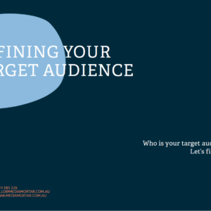 Media Mortar | Content Marketing Agency | Defining your target audience