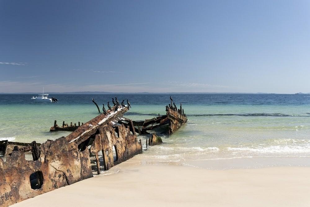 Media Mortar_Define your target audience_Moreton Island Wrecks