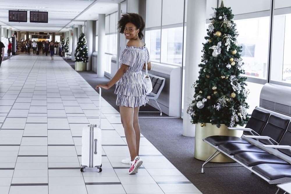 The Fashion Heist_Brisbane Airport digital influencer